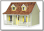 The House that Jack Built Cassie Dollhouse Kit by MELISSA & DOUG