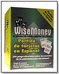 WiseMoney The Town of Financial Literacy Spanish Card Set by DESTINA INC.