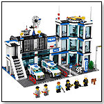 LEGO City Police Station 7498 by LEGO