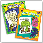 Start to Finish Mazes: Set of 2 by MINDWARE