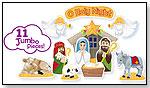 Nativity Fridge Magnet by WEE BELIEVERS