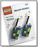 LEGO Walkie Talkies by DIGITAL BLUE