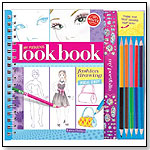 My Fabulous Look Book: Fashion Drawing Made Easy by KLUTZ