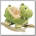 Rocking Dinosaur with Seat by THE CHARM COMPANY