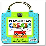 Green Start Play Draw Create: Trucks by INNOVATIVEKIDS