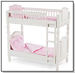 Doll Bunk Bed by LAURENT DOLL