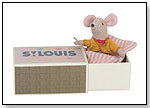 Mouse, Little Sister in box by MAILEG NORTH AMERICA INC