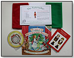 Children's Christmas/Nutcracker Scarf Activity Kit by ARTS EDUCATION IDEAS