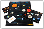 The Solar System by Teach My by TEACH MY TODDLER INC.