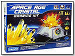Space Age Crystals: 13 Crystals Deluxe Kit w/LED Base by KRISTAL EDUCATIONAL INC.
