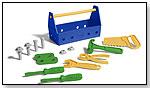 Green Toys Tool Set – Blue by GREEN TOYS INC.