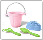 Green Toys Sand Kit —Pink by GREEN TOYS INC.