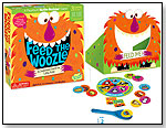 Feed the Woozle Cooperative Preschool Skills-Builder Game by PEACEABLE KINGDOM