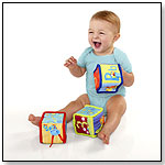 Bright Starts Grab and Stack Blocks by KIDS II