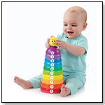 Fisher-Price Brilliant Basics Stack & Roll Cups by FISHER-PRICE INC.