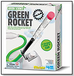 4M® Green Science Green Rocket by TOYSMITH
