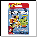 Angry Birds Card Game by MATTEL INC.