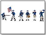 American Revolutionary War Continental Army TOOBS® by SAFARI LTD.®