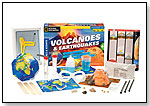 National Geographic Volcanoes & Earthquakes by THAMES & KOSMOS