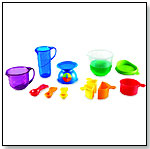 Primary Science Mix & Measure Set by LEARNING RESOURCES INC.