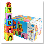 Djeco Topanimo Cubes and Animals by HOTALING IMPORTS