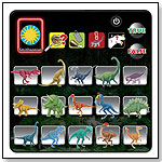 Smithsonian kids Dinosaur Tablet by KIDZ DELIGHT
