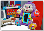 Fisher-Price� Laugh & Learn™ Apptivity™Monkey by MATTEL INC.