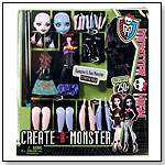 Monster High Create-A-Monster Design Lab by MATTEL INC.