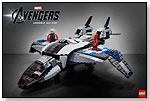 LEGO Avengers Quinjet Arial Battle by LEGO