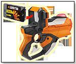 Hasbro Lazer Tag blaster by HASBRO INC.
