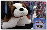 Pillow Pets Gives Back - Jake the St. Bernard by CJ PRODUCTS