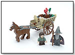 LEGO Lord of the Rings Gandalf Arrives by LEGO