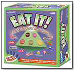 Eat It! Snacks & Sweets Trivia Game by C-ME LLC