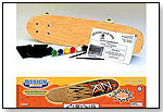 Design Your Own Real Skateboard Kit by JANLYNN CORP.