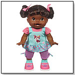 Baby Alive Baby Wanna Walk Doll by HASBRO INC.