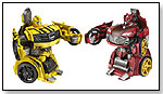 Transformer Prime RC Robots by HASBRO INC.