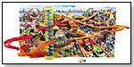 Hot Wheels Wall Tracks Power Tower Track Set by MATTEL INC.