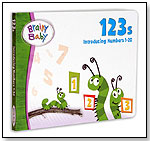Brainy Baby Board Book - 123's by BRAINY BABY