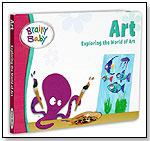 Brainy Baby Board Book - Art by BRAINY BABY