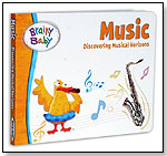 Brainy Baby Board Book - Music by BRAINY BABY