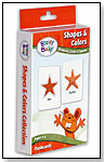Brainy Baby Flash Cards - Shapes & Colors by BRAINY BABY