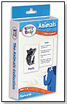 Brainy Baby Flash Cards - Animals by BRAINY BABY