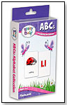 Brainy Baby Flash Cards - ABC's by BRAINY BABY