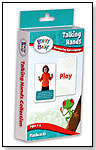 Brainy Baby Flash Cards - Talking Hands by BRAINY BABY