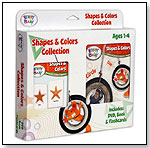 Brainy Baby Learning Bundles - Shapes & Colors Collection by BRAINY BABY