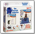 Brainy Baby Learning Bundles - Animals Collection by BRAINY BABY