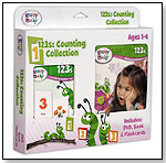 Brainy Baby Learning Bundles - 123s: Counting Collection by BRAINY BABY