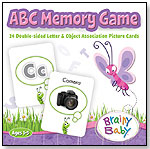 ABCs Memory Game by BRAINY BABY