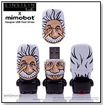 Einstein™ x MIMOBOT� USB Flash Drive by MIMOCO INC.