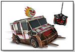 Twisted Metal Remote Control Ice Cream Truck and Axel by NKOK INC.
